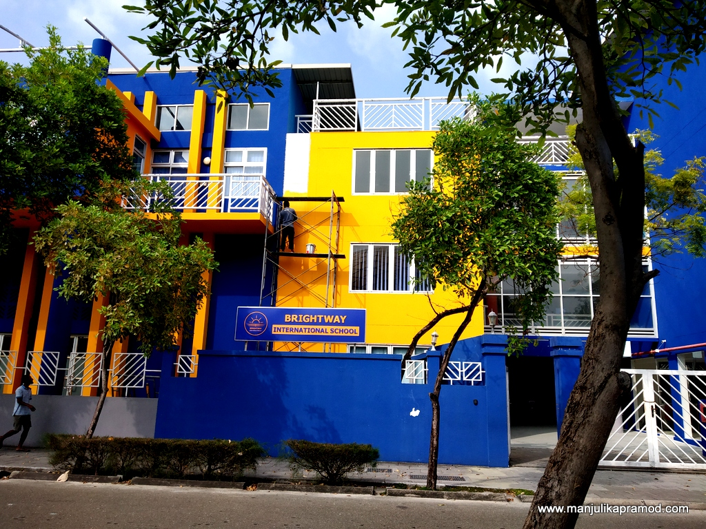 Hulhumale is very colourful and youthful Island.