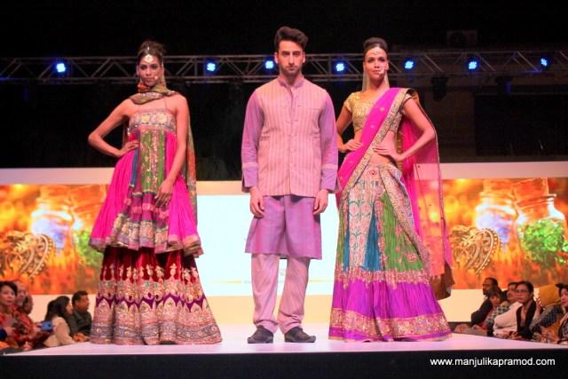 Ritu Beri's designs in Khadi