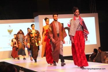 Ritu Beri, Indonesian designers