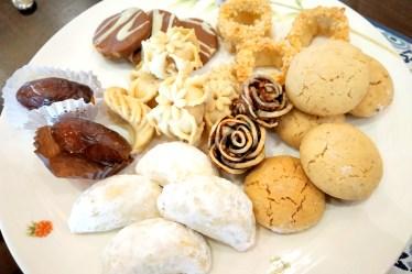 Moroccan platter