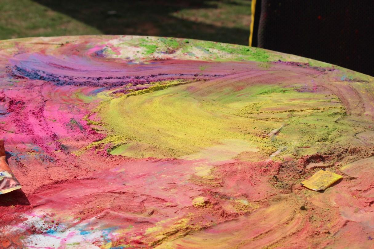 Holi - The festival of colors!