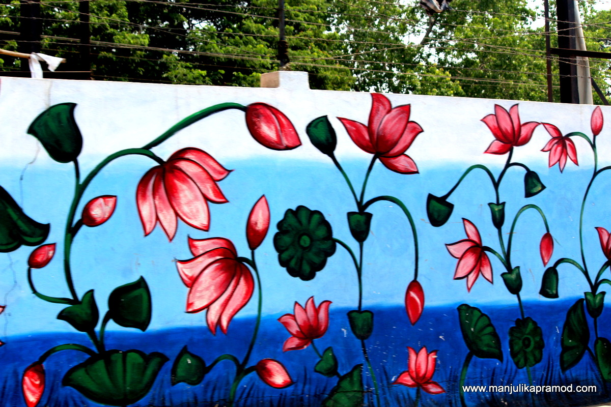 Street Art in Vijayawada