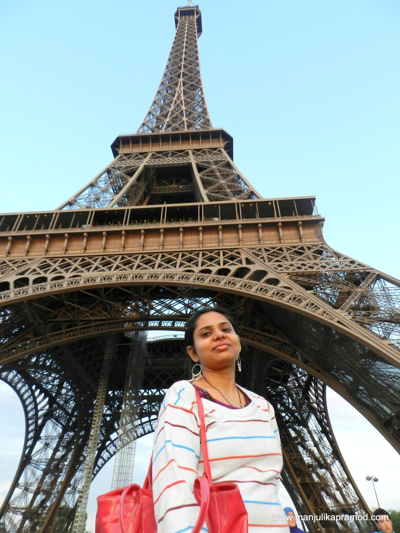 Europe trip- Travel Insurance-Eiffel Tower