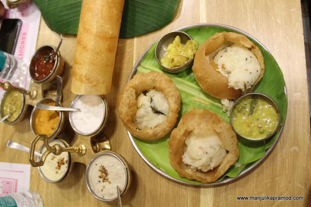Poori Upma in Hyderabad