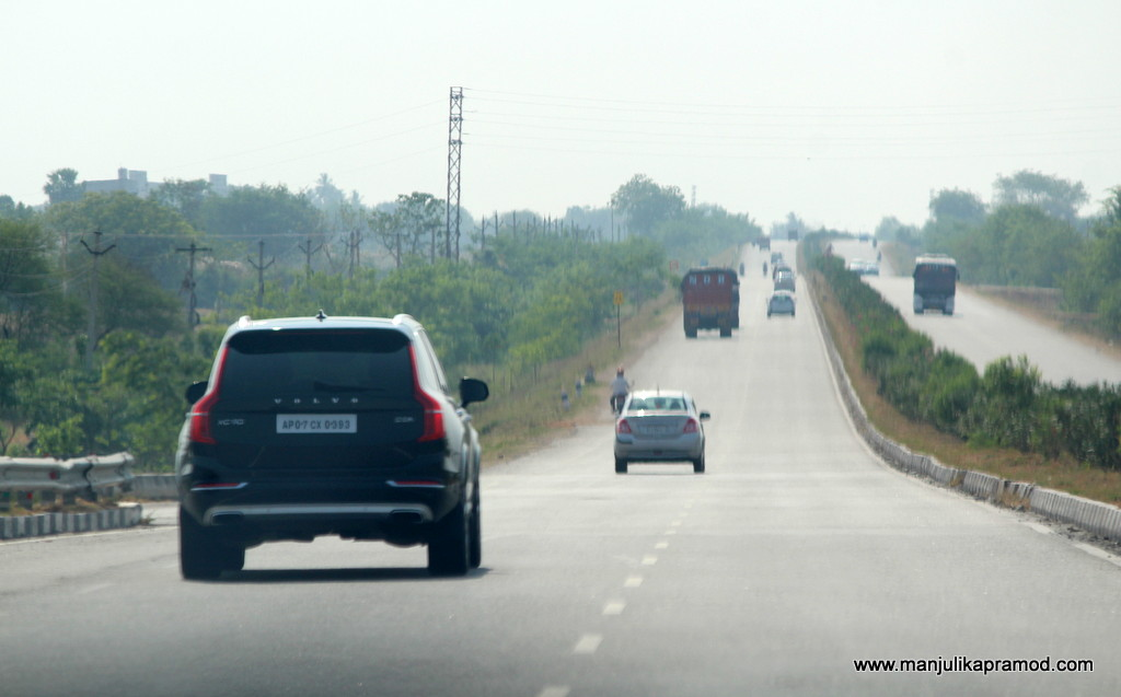 If you are in Vijayawada, you can do a road trip to Hyderabad on any weekend