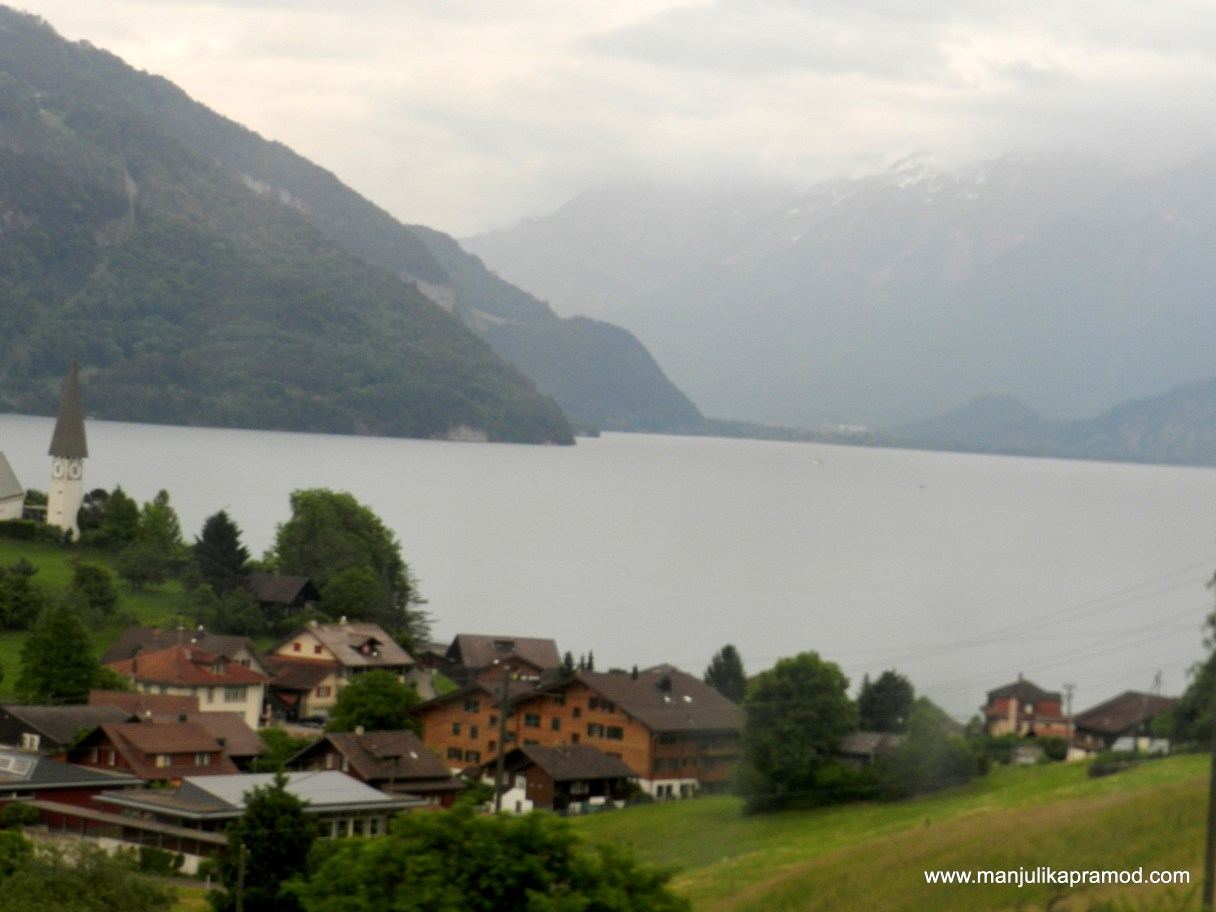 Switzerland is super gorgeous everywhere!