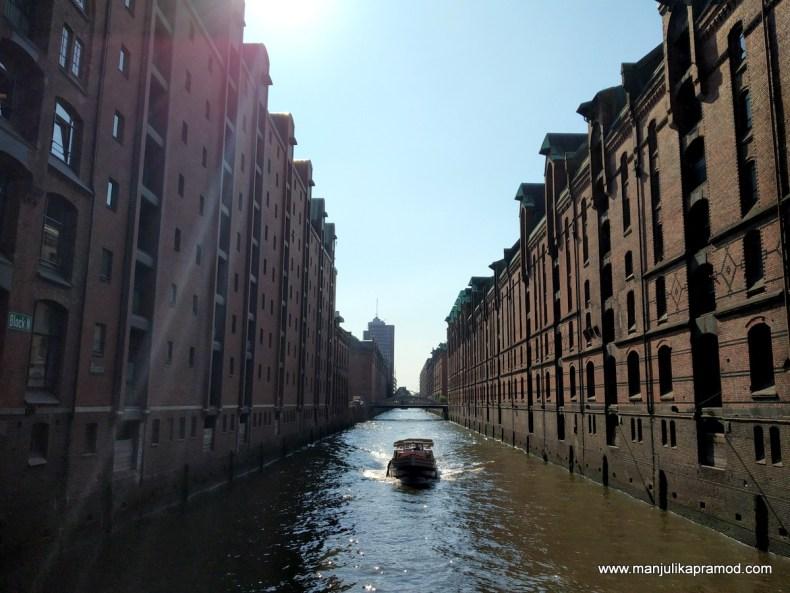 UNESCO heritage site in Hamburg