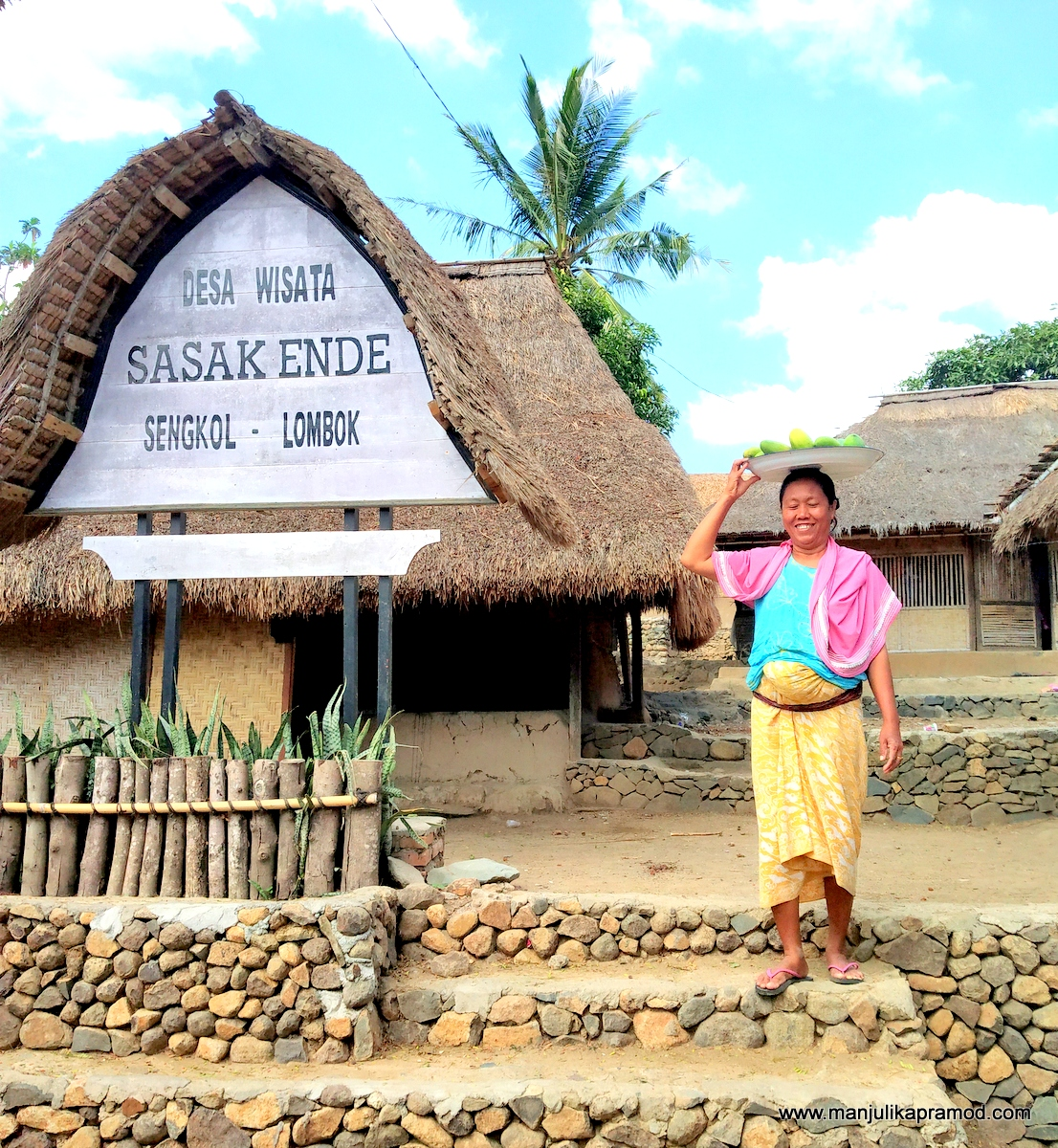 Read about the local tribes of Lombok