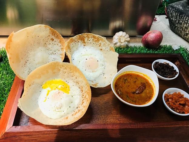Sri Lankan food festival in New Delhi