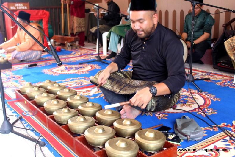 Culture trail in Malaysia