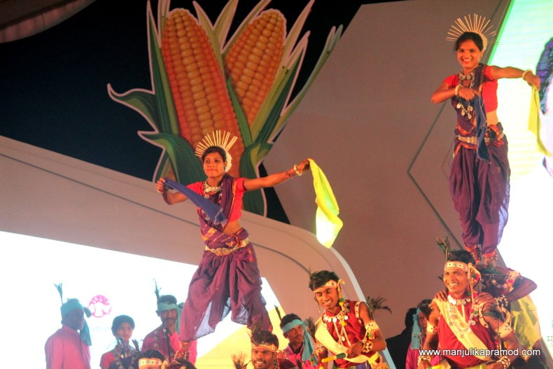Cultural events of Corn festival