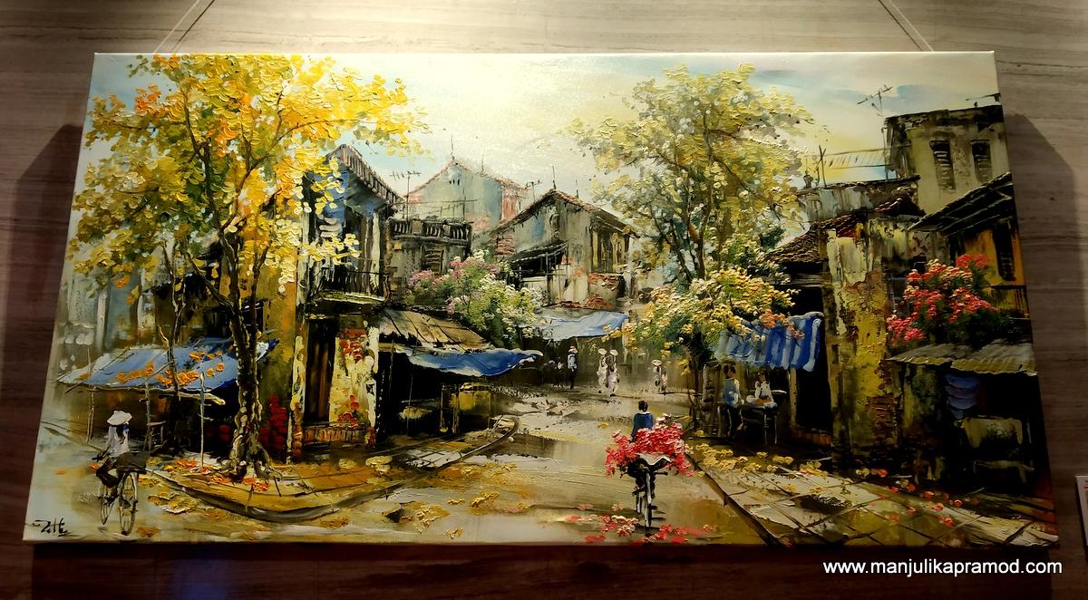Vietnamese food and art festival