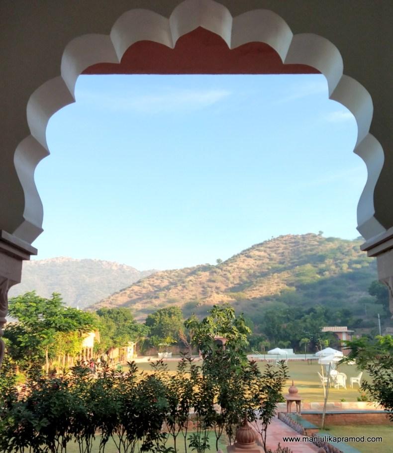 Udaipurwati -Inderpura Resort