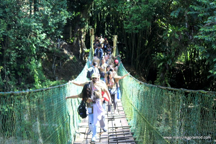 TAGAL Tinopikon Park is a rural tourism experience near Kota Kinabalu