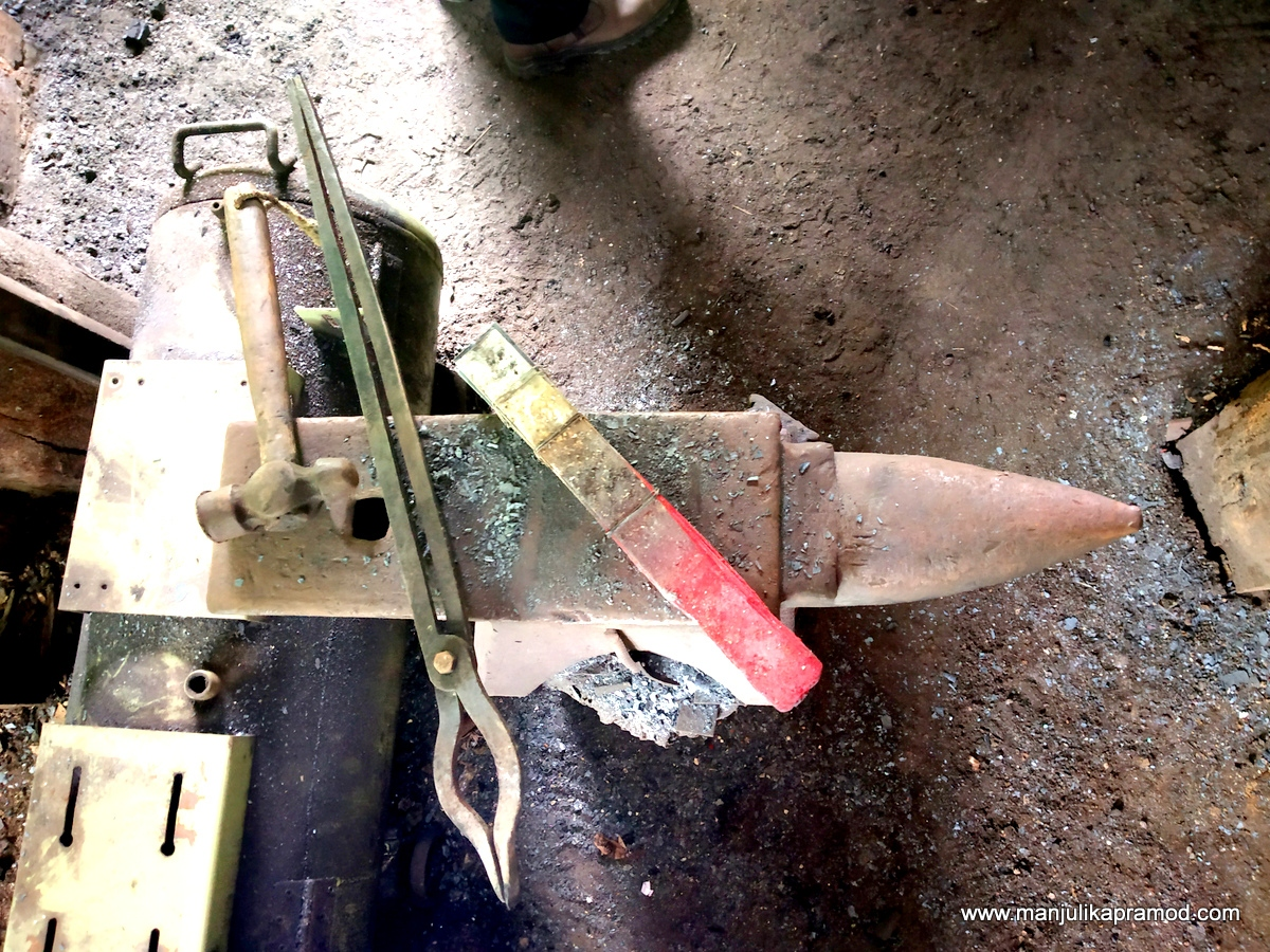How is Keris made?