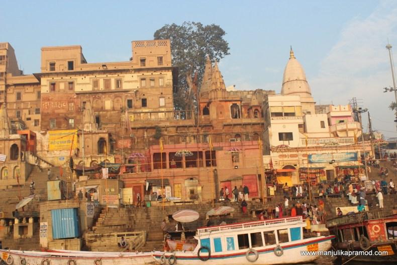 The various walks in Varanasi
