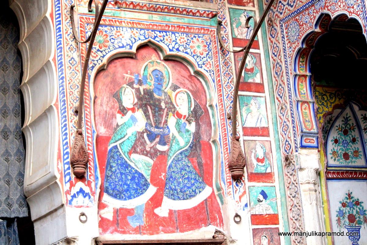 Shekhawati paintings