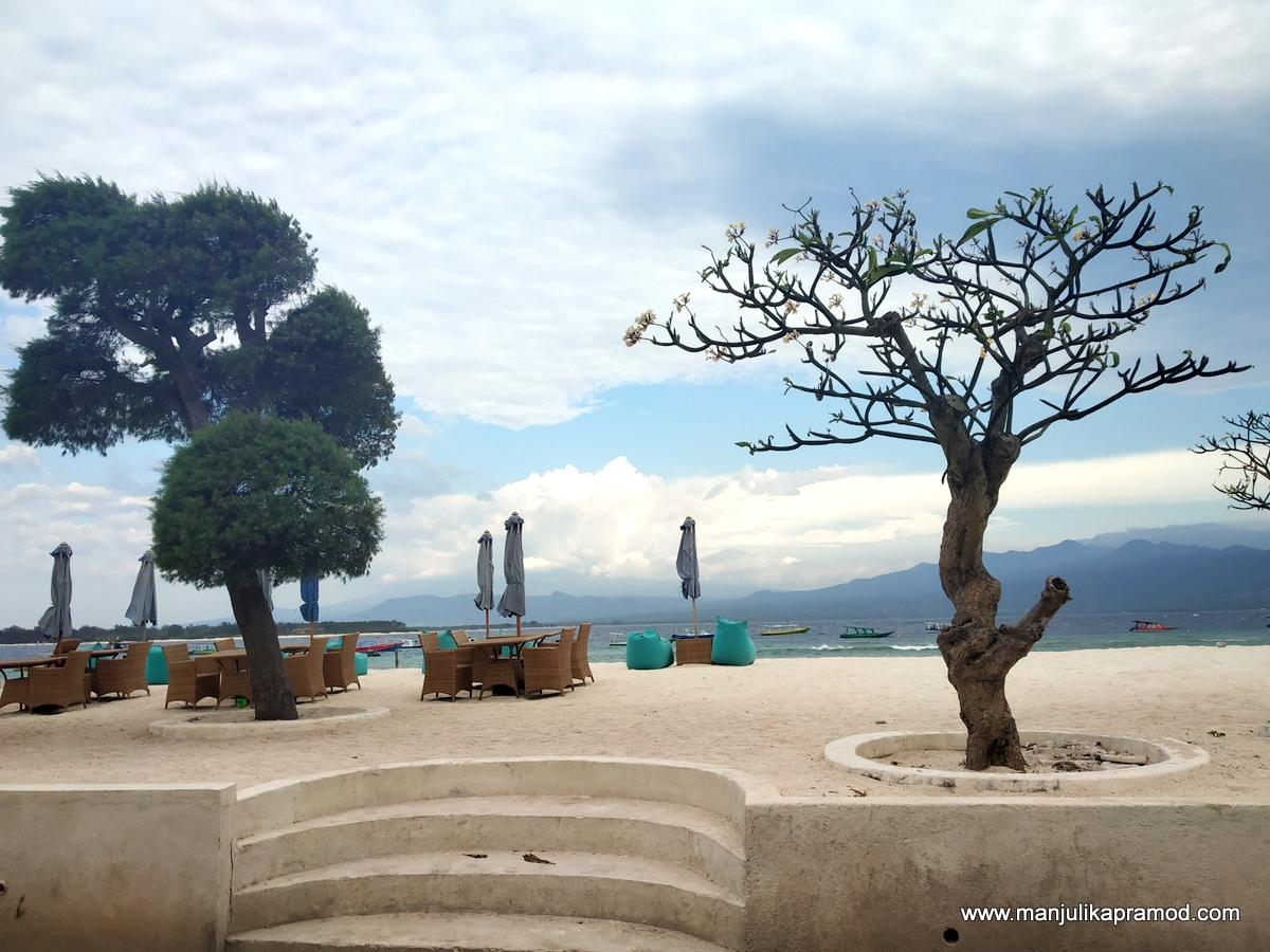 Gillis in Lombok