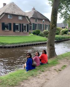 Brussels to Giethoorn, road trip
