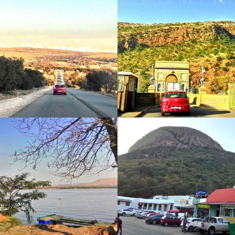 Road trips in Johannesburg