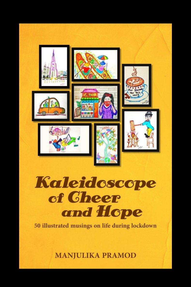 KALEIDOSCOPE OF CHEER AND HOPE