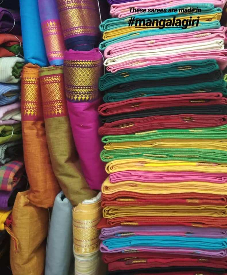8 Time-honoured Handloom and Embroidery of India