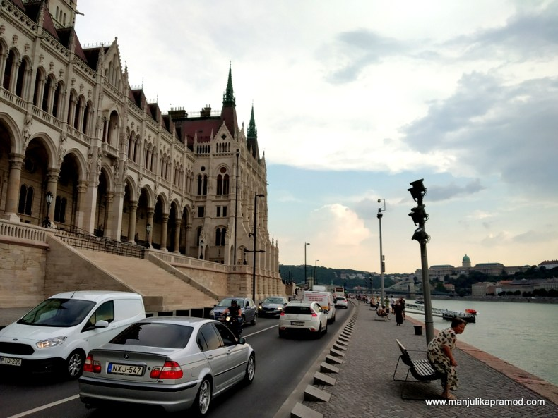Budapest's Charm is intoxicating