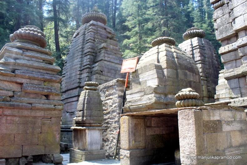 Shiva temple in Uttarakhand