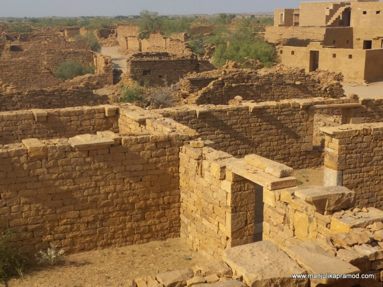 Well planned township -Kuldhara