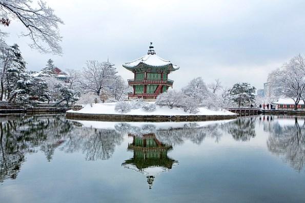 Gyeongbok Palace- South Korea Itinerary Planning