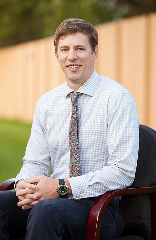 Mankato Ophthalmologist, Dr. Justin Kuiper