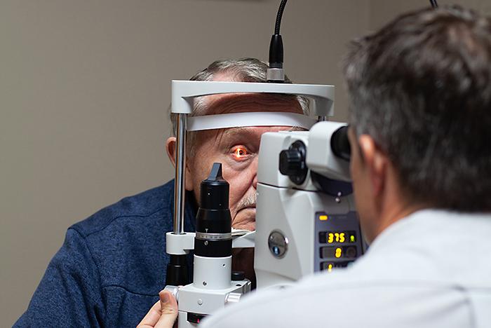 Glaucoma treatment in Mankato