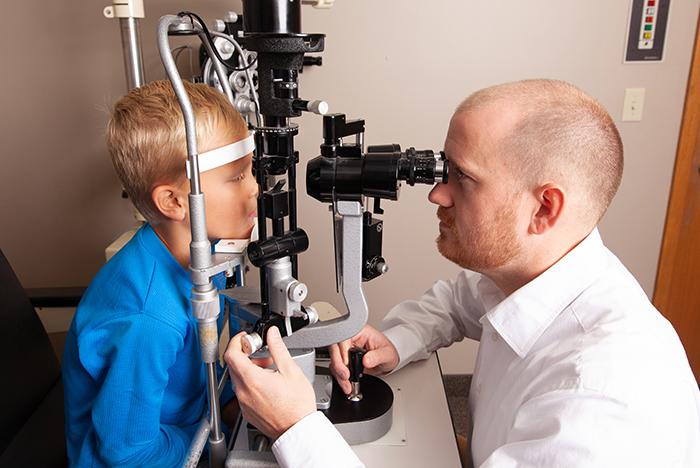 Pediatric Eye care in Mankato Minnesota