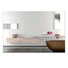 Infrarot-Spiegelheizung Bad