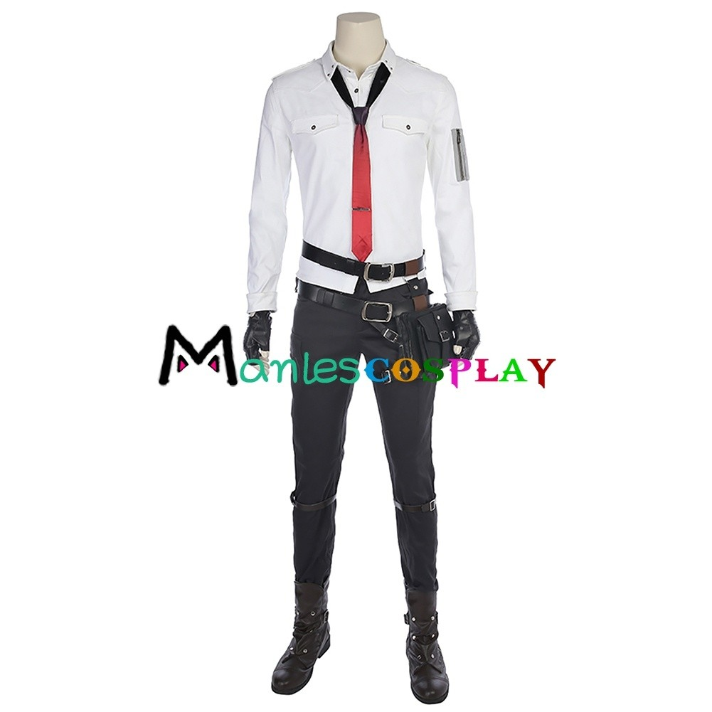 PUBG Male Uniform Costume For PlayerUnknowns Battlegrounds Cosplay