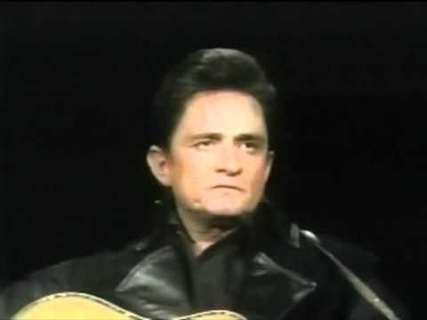 Johnny Cash – The Man In Black #manlymusicfriday
