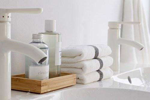 Life at home -kyselytutkimuksen mukaan useimmat haluaisivat suuren, spa-henkisen kylpyhuoneen.