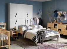 IKEA-pussilakanamallisto karttui yhteensä 20 uudella tuotteella.