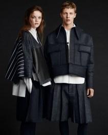 MIESTENVAATTEIDEN DESIGNER JA H&M DESIGN AWARD -VOITTAJA XIMON LEEN H&M-MALLISTO