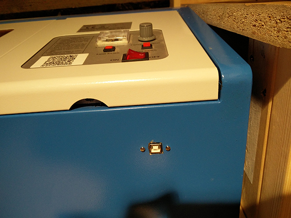 Cheap Chinese laser cutter upgrades – man made mayhem