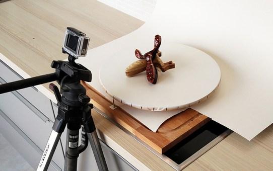 360° product display