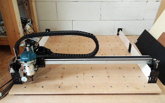 Shapeoko upgrade (3) – Re-assembly and troubleshooting