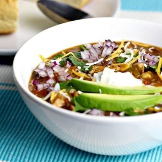 chicken tortilla soup|www.mannaandspice.com