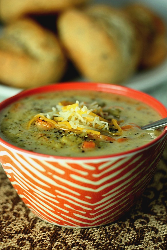 Broccoli Cheese Soup 5www.mannaandspice.com