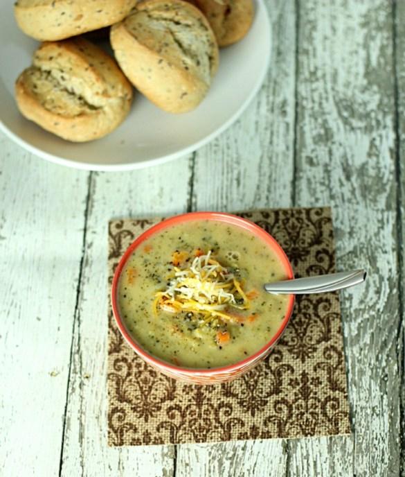 broccoli cheese soup 7www.mannaandspice.com