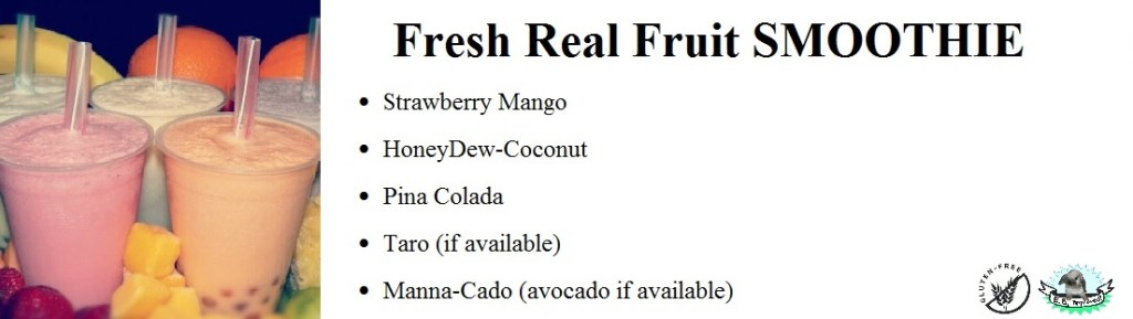 Fresh Fruit Smoothies1