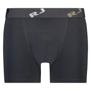 RJ microfiber pure color heren boxershort - Grijs