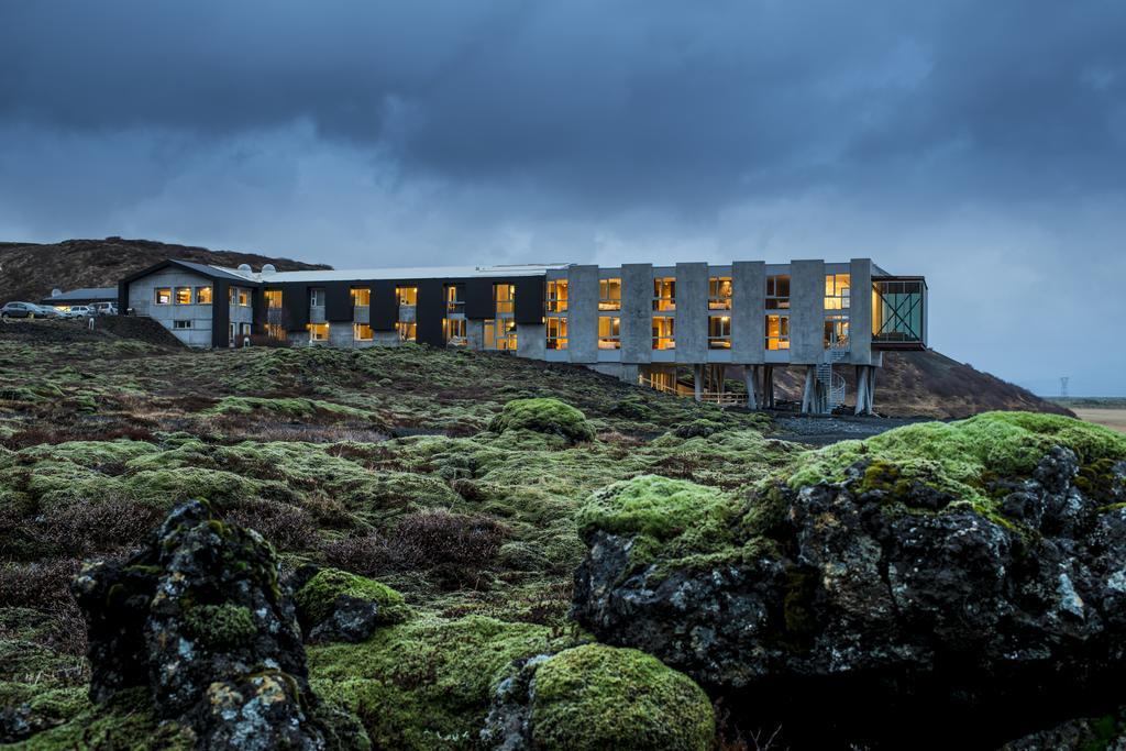Manners I Dit is zonder twijfel het mooiste hotel op IJsland