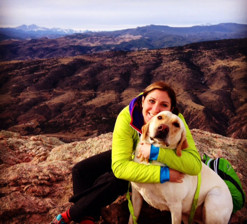 Becky Marcelliano of Deuter