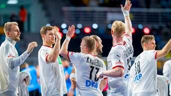 olympia quali turnier im handball
